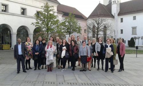 Slovenien WS gruppfoto